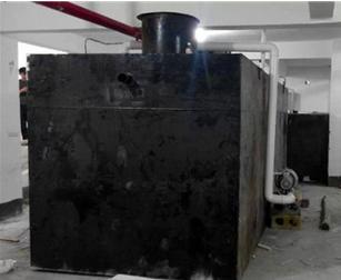社区住宅小区一体化污水处理设备