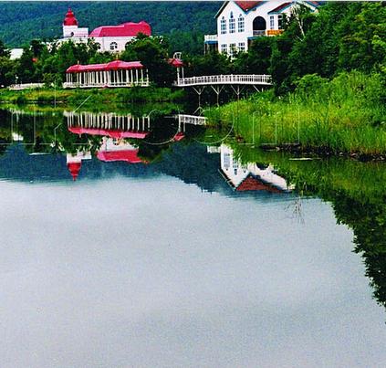 度假区,风景区一体化污水处理设备