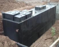 农村乡镇一体化污水处理设备