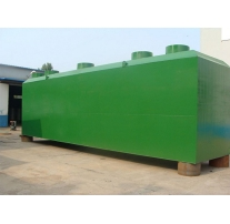 齐齐哈尔一体化污水处理设备