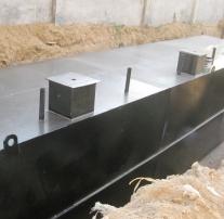 齐齐哈尔地埋式污水处理设备
