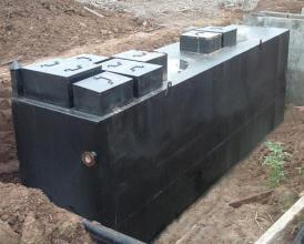 哈尔滨地埋式污水处理